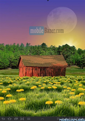 Red Barn Live Wallpaper FULL