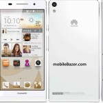 Huawei Ascend P6 S Pictures