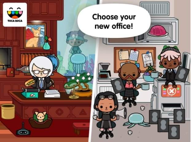 Toca Life Office APK Free Download (2)