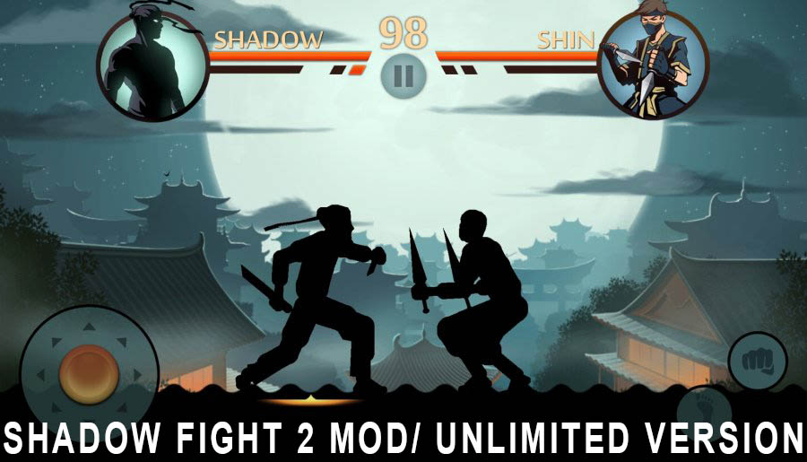 SHADOW FIGHT 2 APK MOD