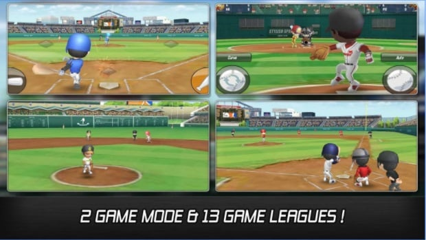 baseball game for android
