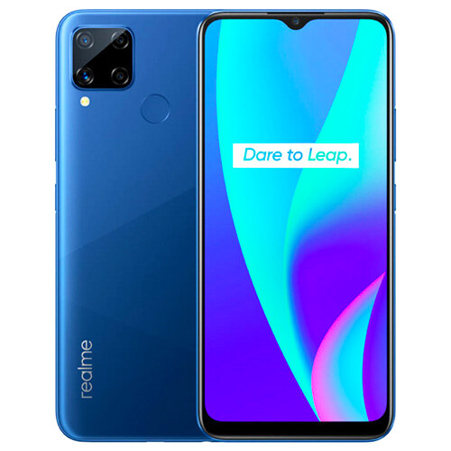 Realme C15 Qualcomm Edition